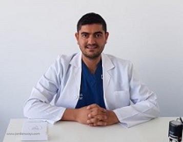 الدكتور اشرف غازي القسوس - طب وجراحة وتقويم الاسنان وتجميل الاسنان